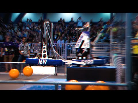FRC 1619 - 2019 Houston Championship Recap