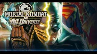 Mortal Kombat vs DC Cómics (Película en español)