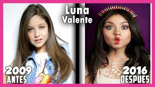soy luna   antes y despus   before and after   2016