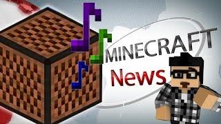 LES 9 MEILLEURES MUSIQUES/REPRISES FAITE PAR BLOCS MUSICAUX DE MINECRAFT    Minecraft News !