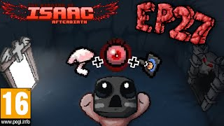 The Binding Of Isaac Afterbirth Ep27, Los efectos son poder!
