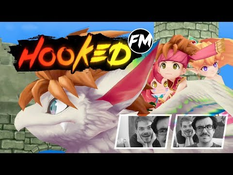 Hooked FM #138 - Secret of Mana Remake, F1 2017, Yakuza 0, Windjammers & mehr!