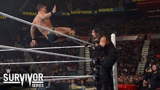 WWE Network: Reigns vs. Del Rio - WWE World Heavyweight Title Semifinal: WWE Survivor Series