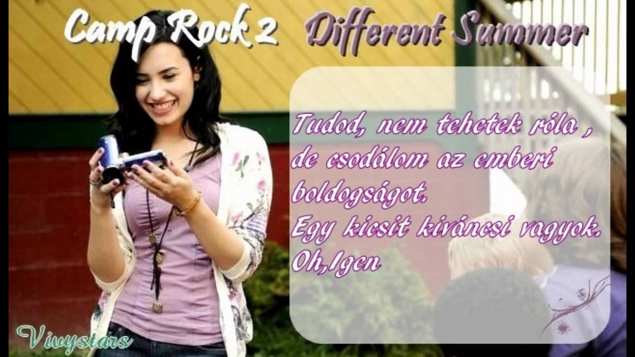 Camp Rock Two Different Summers Magyar Hd