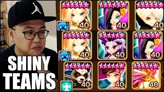 My ToA Summon & Insane G3 Guild Defense of VrK Gangster | Summoners War