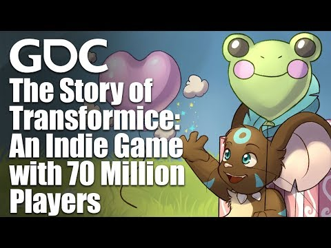 The Story of Transformice: An Indie Game with 70 Million Players