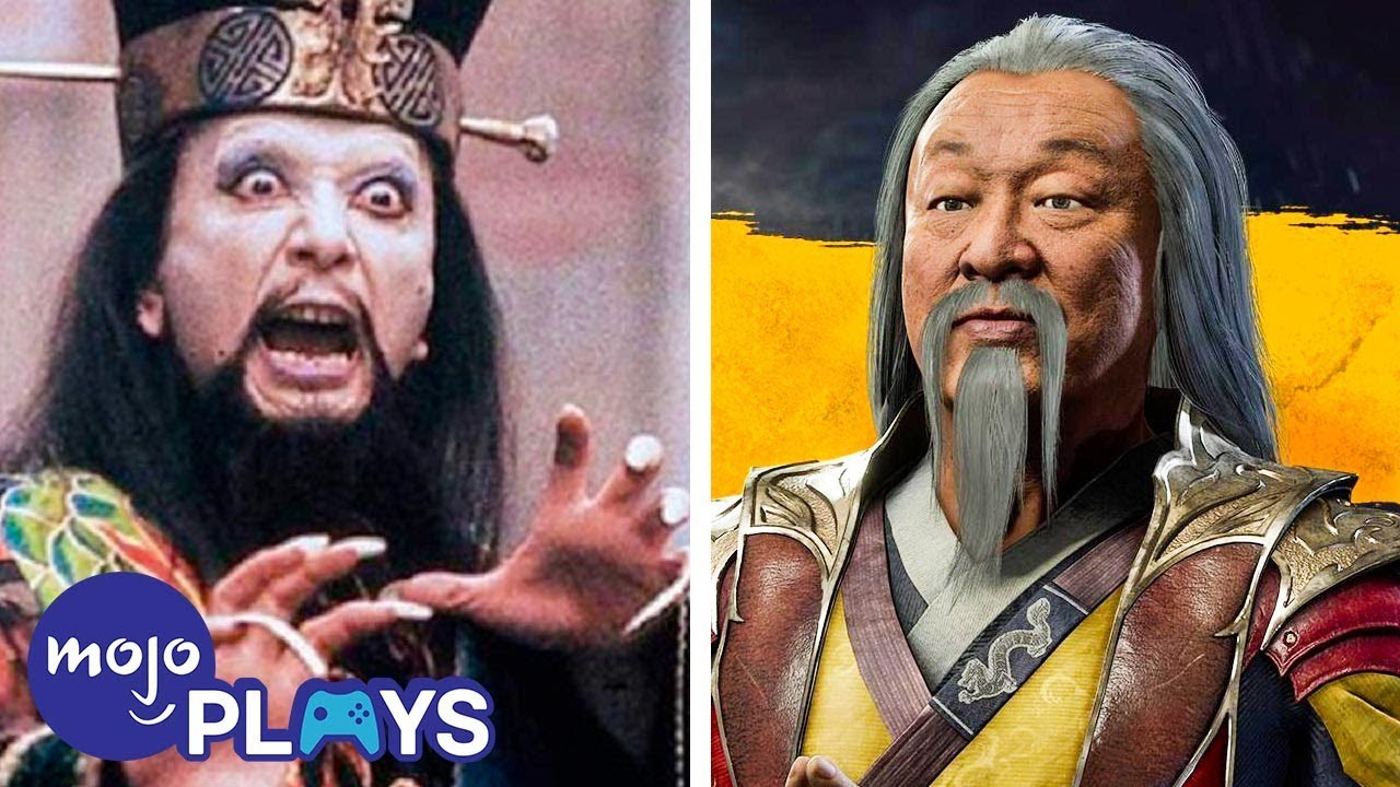 Where Mortal Kombat Characters Come From thumbnail