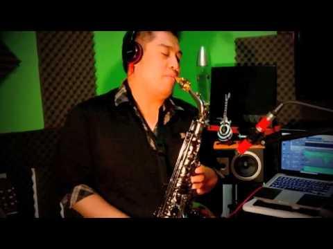 Arjuna  -  Dewa Saxophone Cover