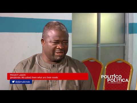 """""""Things are degrading"""" ADP Amuwo Odofin 1 Assembly candidate, Jide Ijimakinwa"""