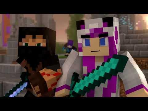 TheFatRat - Prelude , Unity ,  (Minecraft Animation)