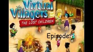 "Virtual Villagers: ""The Lost Children"" Playthrough w/Commentary - Ep. 1"