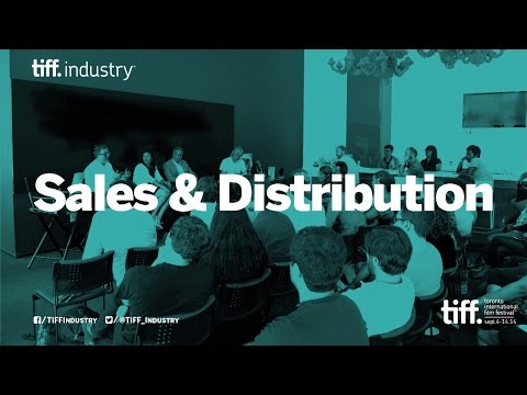 SALES & DISTRIBUTION | Filmmaker Bootcamp Panel | TIFF Indus