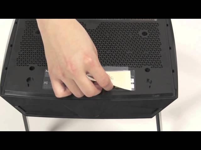 Vidéo d'installation Routeur Wifi NETGEAR Nighthawk X6 (R8000)