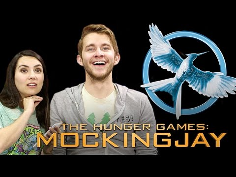 The Hunger Games: Mockingjay on Book Club!