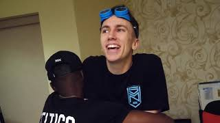 Miniminter and TBJZL Wholesome Moment