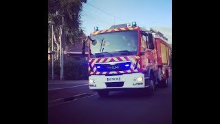 [Compilation] Sapeurs Pompiers du SDIS 59 en urgence - French firetrucks and ambulances with sirens