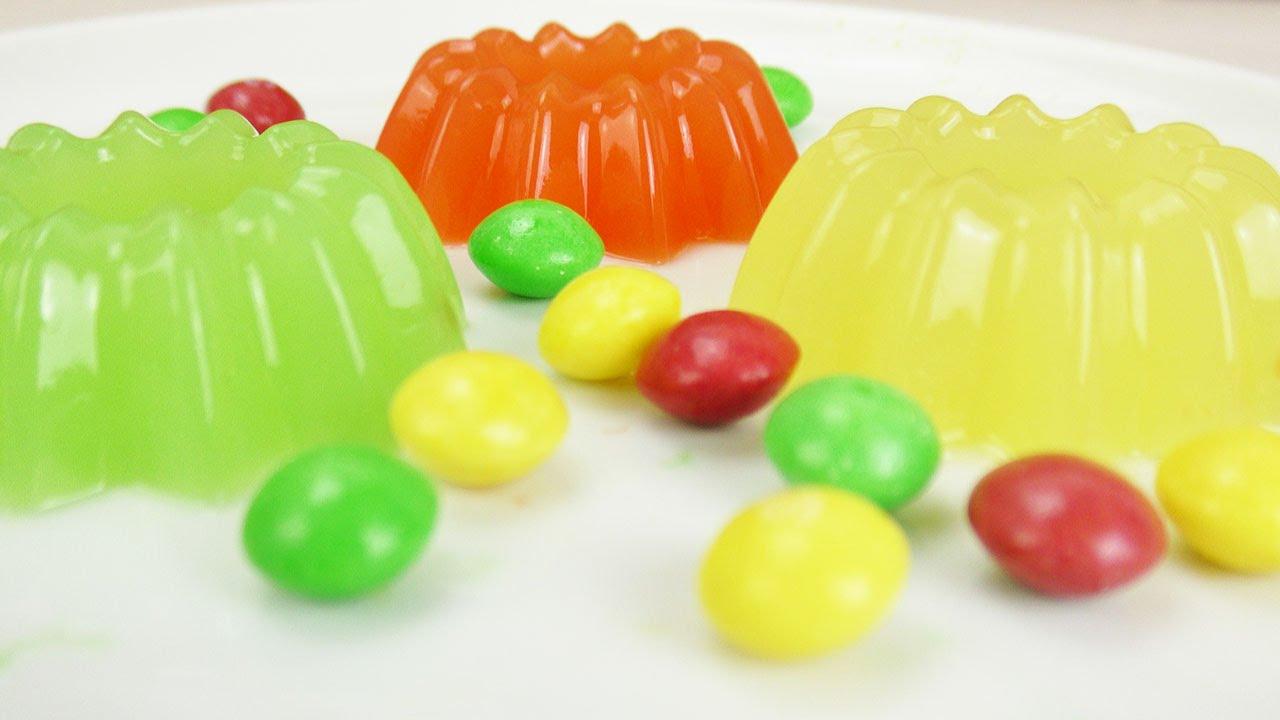 Skittles Wackelpudding Selber Machen Bunte Sussspeise Fur Den