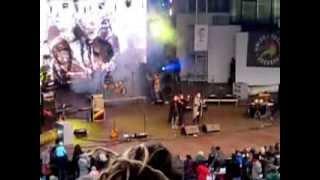 Paulina,Natalia,Anna Przybysz & Maleo Reggae Rockers - Niezłomni - Panny Wyklęte (Opole 11.11.2013)
