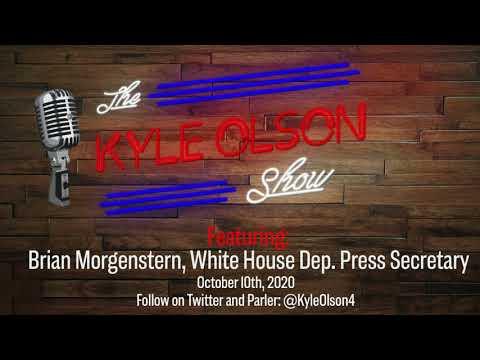 White House Deputy Press Secretary Brian Morgenstern on The Kyle Olson