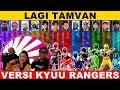 Download lagu Lagi Tamvan    Versi Nama Kyuu Rangers & Nama Aktornya, WOW BANGET 😎
