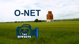 Two Cowboys on a Journey: Local Community Fibre Internet Service Provider is O-NET in Olds, Alberta