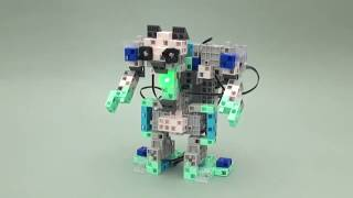 Coder un robot éducatif en s'amusant - Le robot marcheur