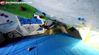 Back Roof Reset - The Depot Climbing centre