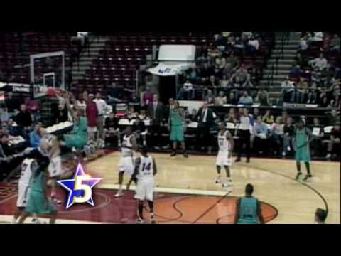 Top 10 Dunks of the 2009-10 NBA D-League Season