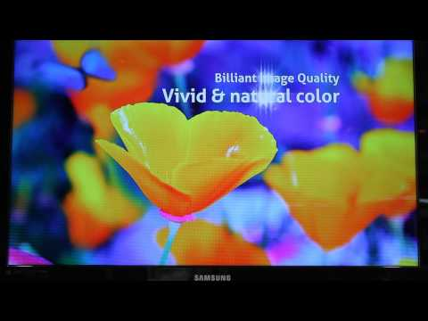 Video demo of the new Super AMOLED Plus display