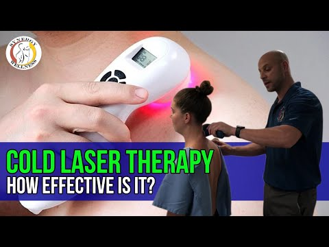 Cold Laser Therapy - How Effective Is It? { Low Level Laser Therapy }