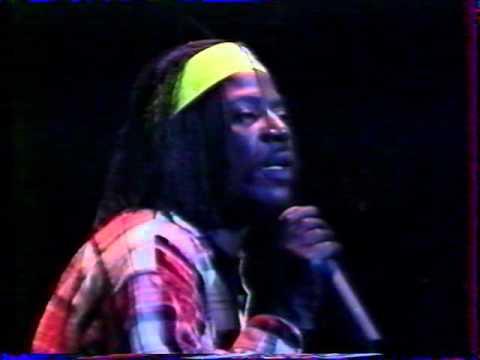 Alpha Blondy- Live aux Eurockéennes Belfort- 03 juillet 1992