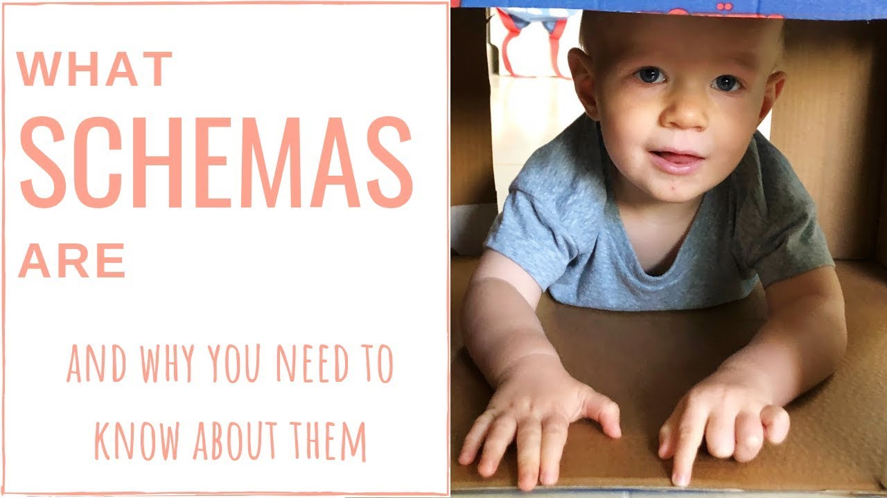 SCHEMAS - WHY YOU NEED TO KNOW ABOUT THEM | Early Childhood