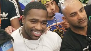 Canelo-Golovkin WEIGH INS BRONER LIVE thumbnail