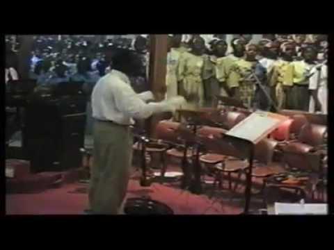 DEEPER LIFE BIBLE CHURCH GBAGADA YOUTH CHOIR