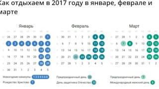 видео Выходные дни на майские праздники-2016