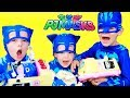 PJ Masks 3 CATBOYS EPISODE! Care for Little Catboy Special & Super Power Training
