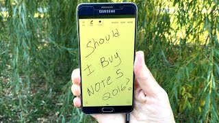Should I buy Galaxy Note 5 Late 2016?