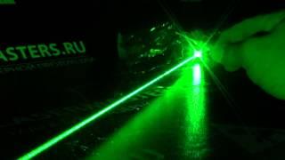 Зеленая лазерная указка BETA G100