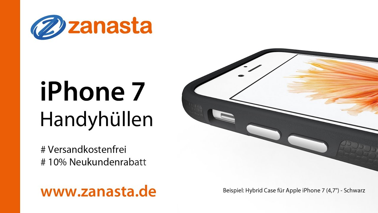 Zanasta Handyhüllen Iphone 7 Und Iphone 7 Plus Neu