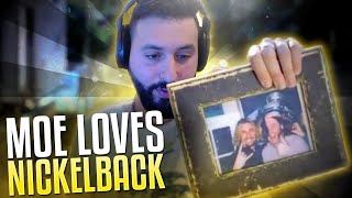 m0E LOVES NICKELBACK! CS:GO