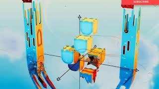 Euclidean Skies Gameplay (PC Game)