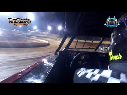 #84T Justin Turner - Super Street - 4-14-17 Crossville Speedway - In-Car Camera