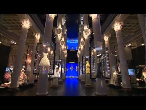 Dior Exhibition - Grand Opening in Moscow