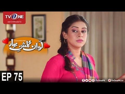 Love In Gulshan E Bihar - Episode 75 - TV One Drama - 9th November 2017
