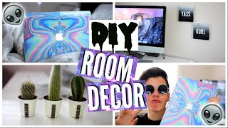 One of joeconza's most viewed videos: DIY Tumblr Room Decor!