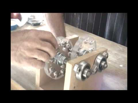 Magnetic Cogging Free Energy Generator experiments overunity generator
