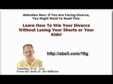 Mens Divorce Tactics