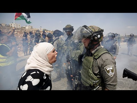 A Palestine's view of the Palestine and  Israel war .