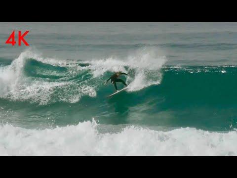 Surf Israel Point Break / Wave Surfing 4k video / גלישה ישראל Mp3