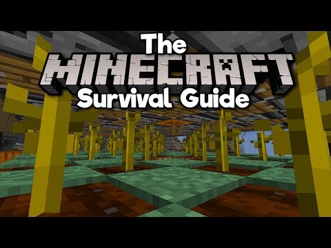 1.14-lossless-pumpkin-farm!-▫-the-minecraft-survival-guide-(tutorial-let's-play)[part-243]